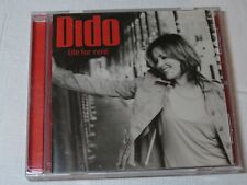 Life for Rent by Dido CD 2003 Arista Records White Flag Stoned See the Sun