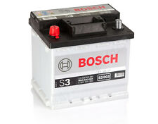 Autobatterie BOSCH  12V 45Ah 400 A/EN S3 003 45 Ah TOP ANGEBOT SOFORT & NEU