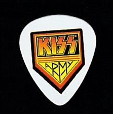 KISS ARMY GUITAR PICKS SET OF 4