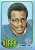 2001 Topps Archives Reserve Walter Payton #148 Chicago Bears