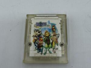 Hori Memory Card For Nintendo GameCube 251 Final Fantasy Crystal Chonicles