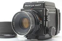 [CLA'd Near MINT] Mamiya RB67 Pro S w / Sekor NB 127mm f/3.8 Lens From Jp #154