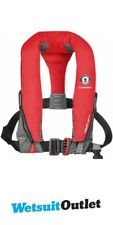 2018 Crewsaver Crewfit 165N Sport Automatic With Harness Lifejacket Red 9015RA