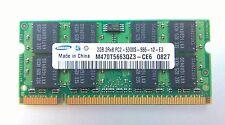 Samsung 2GB 2Rx8 PC2-5300S-555-12-E3 (M470T5663QZ-CE6)