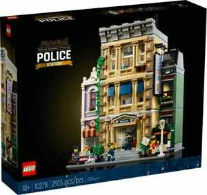 Brand New Lego Creator Expert: Police Station (10278)