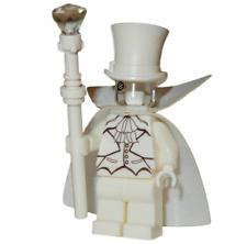 **NEW** LEGO Custom Printed - GENTLEMAN GHOST - DC Universe Minifigure