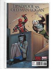 DEADPOOL VS OLD MAN LOGAN #5 LIM VARIANT NM+