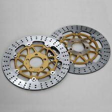 Front Brake Disc Rotors Fit for Kawasaki Z750 Z1000 ZR750 Zephyr ZR-7 Naked Bike