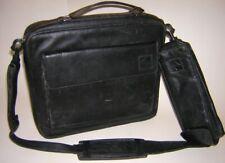Vintage HP OmniBook 425 430 530 600C 600CT 800CT Leather Carry Case Shoulder Bag