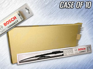"""BOSCH 20"""" DIRECT CONNECT WIPER BLADES - CASE OF 10"""