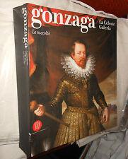 Gonzaga La celeste galleria Le raccolte Skira catalogo 2002 CO ^