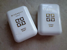 2 GIVENCHY PARIS SAVON SOAP 33g(1.1 oz each), MADE IN FRANCE