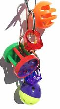 1923 PUZZLE BIRD TOY parrot cage craft toys cages african grey amazon conure