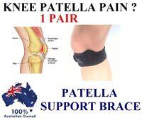 KNEE PATELLA BRACE FOOTBALL TENNIS JUMPER RUNNER STRAP SPORT COMPRESSION SUPPORT
