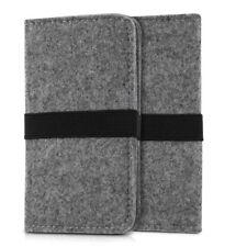 Sleeve Filz Handy Smartphone Tasche Hülle Case Cover Filztasche Schutztasche