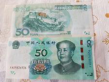 CHINA  2019    50 Yuan UNC     bankbiljetten   /   banknote op voorraad