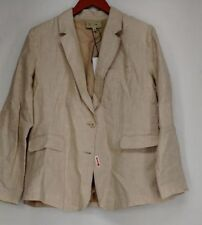 Tailleur e abiti sartoriali da donna beige giacca