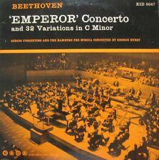 SERGIO FIORENTINO AND THE HAMBURG PRO MUSICA - BEETHOVEN -  LP