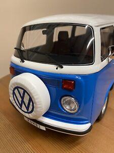 Volkswagen Kombi T2 Blue 1/12 Otto Model Car G040 *New* - 426/999