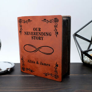 Rustic Wedding Ring Box Rustic Ring Bearer Box Personalized Ring Box Book Box