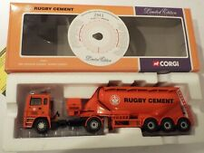 74901 Corgi DieCast Collectables ERF Powder Tanker, Rugby Cement, New but opened