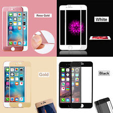 100% GENUINE 3D Full Curved Tempered Glass Screen Protector For iPhone 6/7/7Plus
