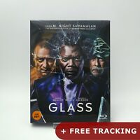 Glass .Blu-ray Steelbook Full Slip Case Limited Edition