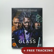 Glass .Blu-ray Steelbook Full Slip Case Limited Edition