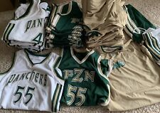 Basketball Uniforms Jerseys Shorts FZN Fort Zumwalt North High School Panthers