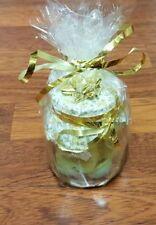 Handmade Paraffin Wax Christmas Candles & Tea Lights