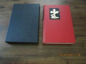 Crime & Punishment by Fyodor Dostoevsky 1938 Heritage Press slipcase HC