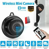 HD 1080P Wireless Wifi Smart IP Hidden Camera Home Security Monitor Night Vision