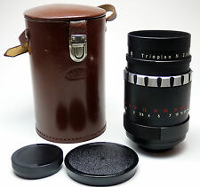 MEYER-OPTIK GÖRLITZ Objektiv Lens TRIOPLAN N 2,8/100 für EXA / EXAKTA