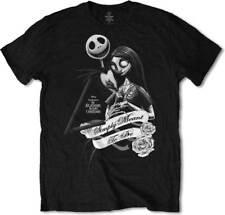Nightmare Before Christmas Jack Skellington T-shirt XL