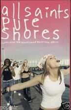 ALL SAINTS - PURE SHORES 1997 EU CASSINGLE CARD SLEEVE SLIP-CASE