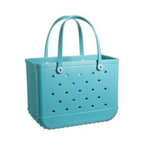 Bogg Bag lady Shopping Extra Large Summer Beach Tote Bag Casual Shoulder Bag New