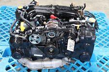 JDM Subaru EJ20X Engine 2007-2010 Subaru Legacy GT Forester XT Baja Turbo EJ20Y