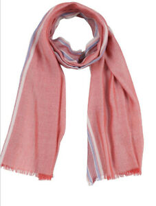 """Loro Piana """"College"""" NWT Stole, Cashmere/Silk Made in Italy $735, Stunning!"""