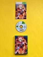 Ultimate MARVEL vs CAPCOM 3 XBOX 360 Spiel OVP CIB BOX komplett DEUTSCH One neu