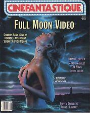 Cinefantastique June 1995 Batman Forever VG 060616DBE