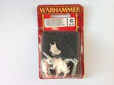 WARHAMMER-Lizardmen-Saurus Temple Guard Champion-Metal-Blister-BNIB-Sealed