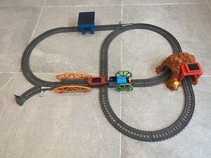 Thomas TrackMaster Busy Quarry Set Revolution Thomas The Tank Engine Friends