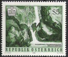 Österreich Nr.1853 ** Naturschönheiten 1986, postfrisch