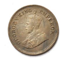 1912 India-British 1/2 Half Pice Bronze Coin KM# 510