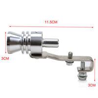 6-24V Turbo Sound Whistle Exhaust Pipe Muffler BOV Fake Blow-off Valve Simulator