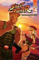 STREET FIGHTER UNLIMITED #6 AOD COLLECTABLES ASHLEY WITTER COVER UDON