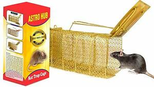 ASTRO HUB Iron Rat Rodent Mouse Trap Cage (Big Size)