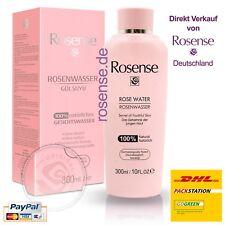 (€5,00/100 ml) Rosense 100% naturreines Rosenwasser, ohne Alkohol in OVP - 300ml