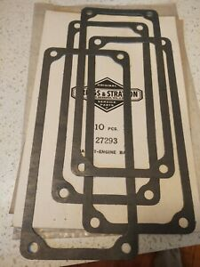 Briggs And Stratton Base Gasket 27293 NOS OEM (LOT OF 4)