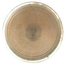 "vintage PHILCO 40-180 RADIO: Working 12 & 1/4"" FIELD COIL SPEAKER - 1170 ohms"
